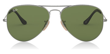 Ray-Ban Aviator Large Metal Grey