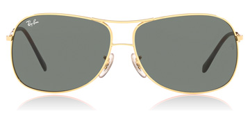 Ray-Ban RB3267 Gold