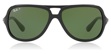 Ray-Ban RB4162 Black
