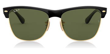 Ray-Ban Clubmaster Oversized Black