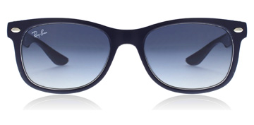 Ray-Ban Junior RJ9052S Age 8-12 Years Matte Blue