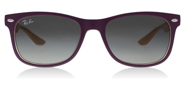 Ray-Ban Junior RJ9052S Age 8-12 Years Matte Violet