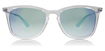 Ray-Ban Junior RJ9063S Age 8-12 Years  Transparent