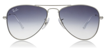 Ray-Ban Junior RJ9506S Age 4-8 Years Silver