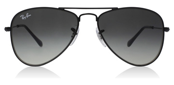 Ray-Ban Junior RJ9506S Age 4-8 Years Shiny Black