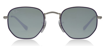 Ray-Ban Junior RJ9541SN Age 8-12 Years Violet