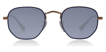 Ray-Ban Junior RJ9541SN Age 8-12 Years Cooper Blue