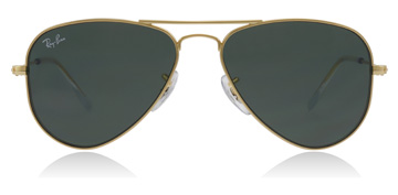 Ray-Ban Junior RJ9506S 4-8 Years Gold