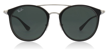 Ray-Ban Junior RJ9545S 7-10 Years  Silver / Black