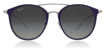 Ray-Ban Junior RJ9545S Silver / Violet