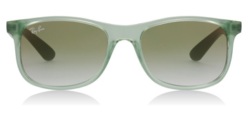 Ray-Ban Junior RJ9062S Age 12-15 Years Green