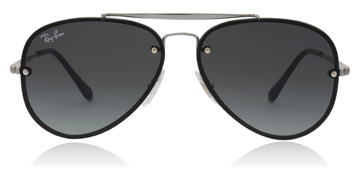Ray-Ban Junior RJ9548SN 8-12 Years Gunmetal