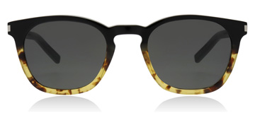 Saint Laurent SL28 Black / Havana
