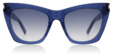 Saint Laurent Kate Blue