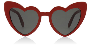 Saint Laurent SL181 LOULOU Red / Grey