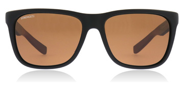 Serengeti Livio Sanded Black /  Brown