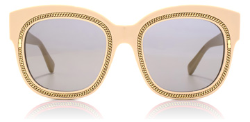 Stella McCartney SC0041S Shiny Nude Pink / Red Gold