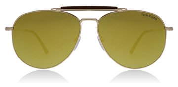 Tom Ford FT0536 Gold / Brown
