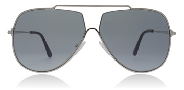 Tom Ford FT0586 Shiny Palladium