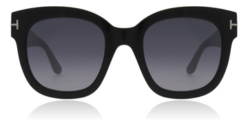 Tom Ford FT0613 Shiny Black