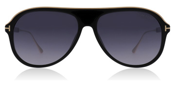 Tom Ford Nicholai Shiny Black