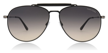 Tom Ford FT0536 Shiny Black