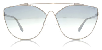 Tom Ford FT0563 Shiny Light Ruthenium