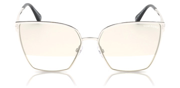 Tom Ford FT0653 Shiny Rhodium