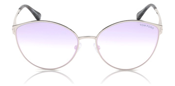 Tom Ford FT0654 Shiny Palladium