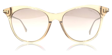 Tom Ford FT0662 Shiny Light Brown
