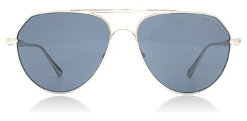 Tom Ford FT0670 Shiny Palladium