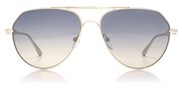 Tom Ford FT0670 Shiny Endura Gold