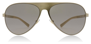 Versace VE2189 Brushed Pale Gold