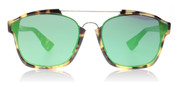 Christian Dior Abstract Tortoise