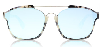 Christian Dior Abstract Light Tortoise