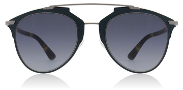 Christian Dior Reflected Green / Tortoise