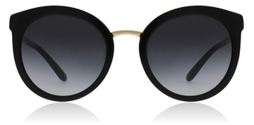 Dolce and Gabbana DG4268 Black / Gold