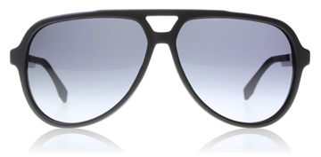 Hugo Boss 0731/S Matte Black/Carbon Black