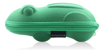 Cases Frog Green