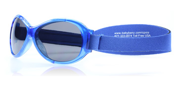 Baby Banz Adventure 0-2 Years Blue