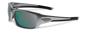 Oakley Valve Dark Grey - Emerald Iridium