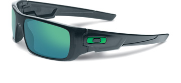 Oakley Crankshaft Black Ink / Jade Iridium