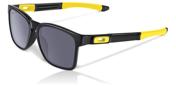 Oakley Catalyst Polished Black / Yellow