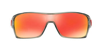 Oakley Turbine Rotor Grey / Red