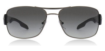 Prada Sport PS53NS Gunmetal