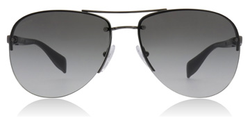 Prada Sport PS56MS Gunmetal