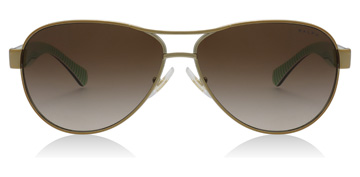 Ralph RA4096 Gold / Cream / Brown
