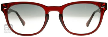 Ray-Ban RB4140 Red Rubin