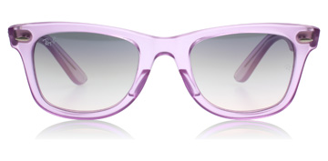 Ray-Ban RB2140 Ice Pops Strawberry