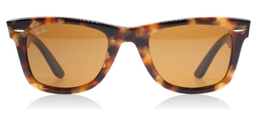 Ray-Ban RB2140 Spotted Brown Havana